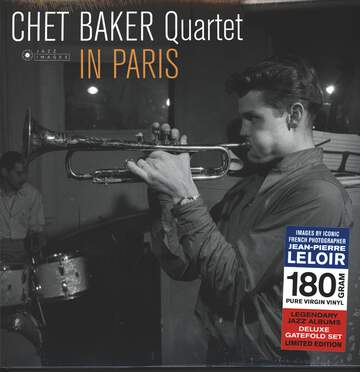 Chet Baker Quartet: In Paris