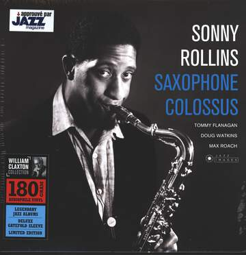 Sonny Rollins: Saxophone Colossus