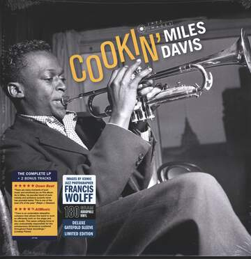 The Miles Davis Quintet: Cookin' With The Miles Davis Quintet