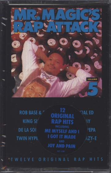Mr. Magic: Mr. Magic's Rap Attack Volume 5