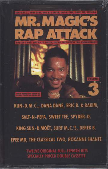 Mr. Magic: Mr. Magic's Rap Attack Volume 3