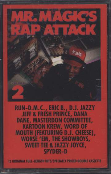 Mr. Magic: Mr. Magic's Rap Attack Volume 2