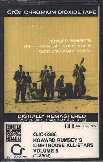 Howard Rumsey's Lighthouse All-Stars: Volume 6
