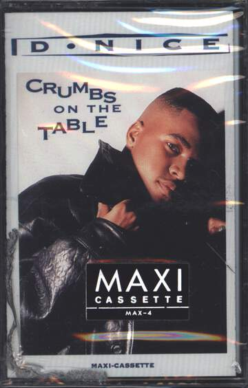 D-Nice: Crumbs On The Table