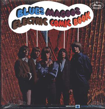 Blues Magoos: Electric Comic Book
