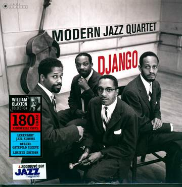The Modern Jazz Quartet: Django