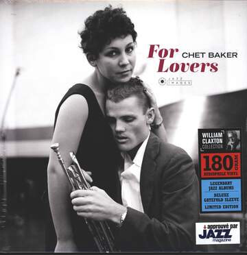 Chet Baker: For Lovers