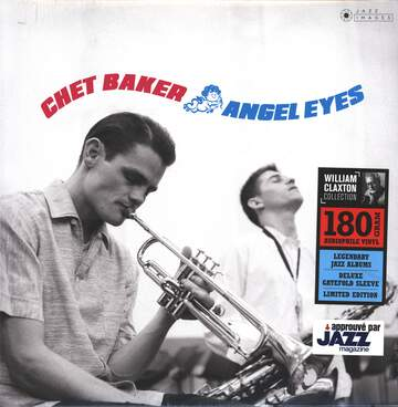 Chet Baker: Angel Eyes