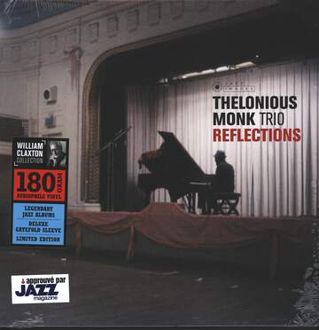 Thelonious Monk Trio: Reflections