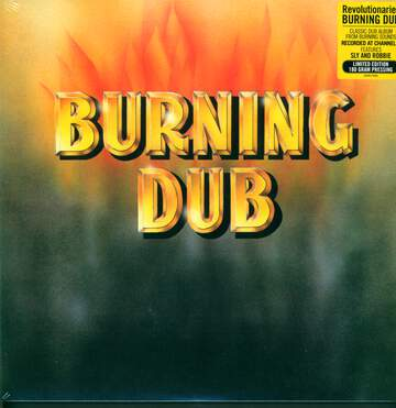 The Revolutionaries: Burning Dub