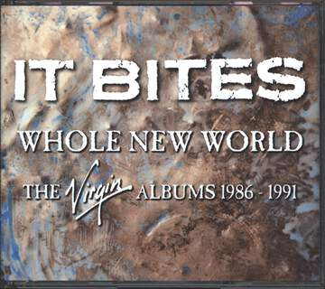 It Bites: Whole New World: The Virgin Albums 1986-1991