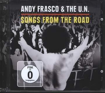 Andy Frasco & The U.N.: Songs From The Road