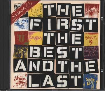 Sham 69: The First The Best And The Last