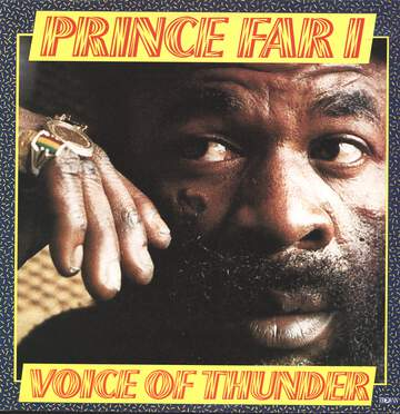 Prince Far I: Voice Of Thunder