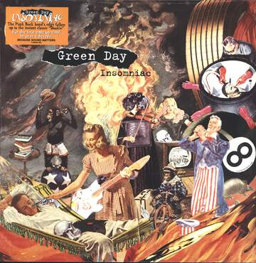 Green Day: Insomniac