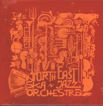 North East Ska Jazz Orchestra: North East Ska Jazz Orchestra