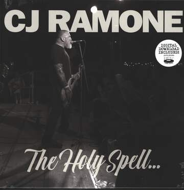 C.J. Ramone: The Holy Spell...