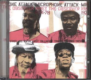 Niney the Observer: Microphone Attack 1974-78