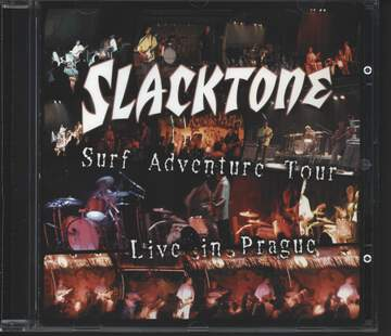 Slacktone: Surf Adventure Tour - Live In Prague