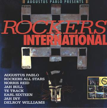Augustus Pablo: Rockers International