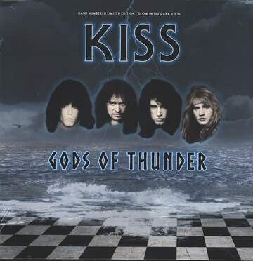 Kiss: Gods Of Thunder