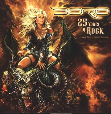 Doro: 25 Years In Rock ...And Still Going Strong