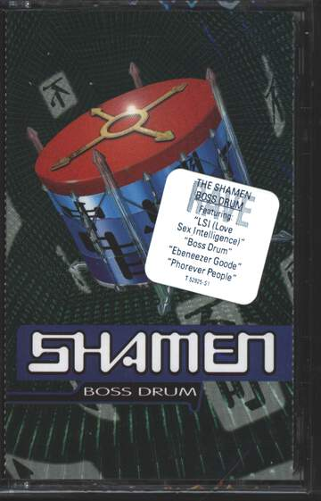 The Shamen: Boss Drum