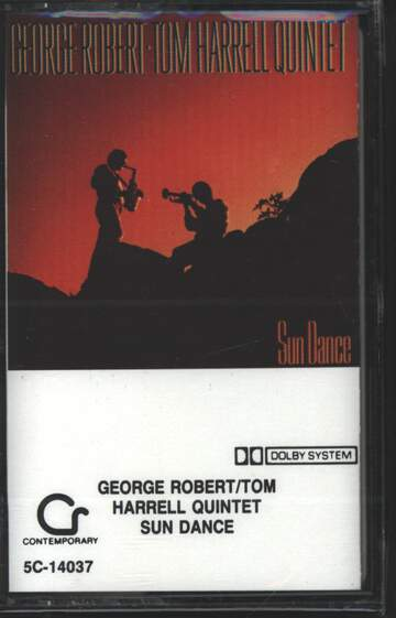 George Robert-Tom Harrell Quintet / George Robert / Tom Harrell: Sun Dance