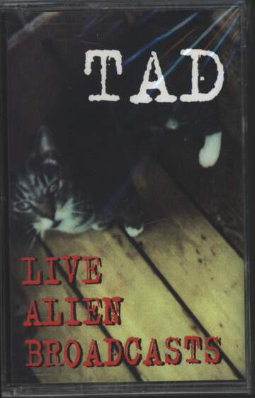 Tad: Live Alien Broadcasts