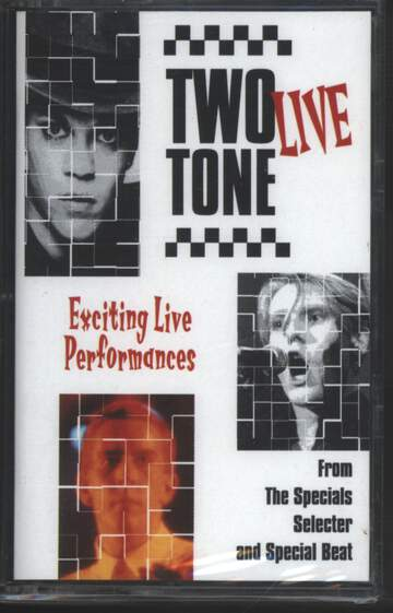 The Specials / The Selecter / Special Beat: Two Tone Live. Exciting Live Performances.