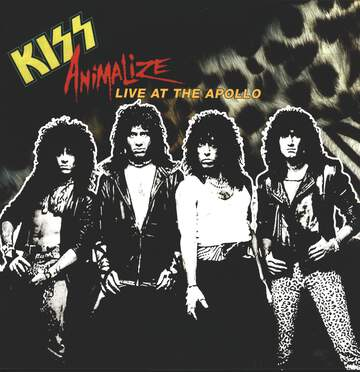 Kiss: Animalize Live At The Apollo