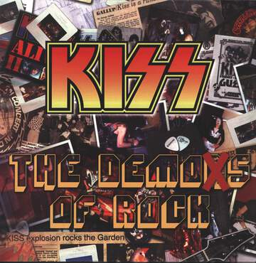 Kiss: The Demos Of Rock