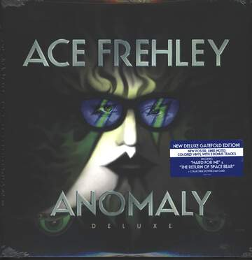 Ace Frehley: Anomaly