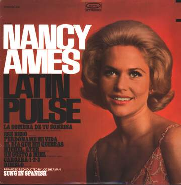 Nancy Ames: Latin Pulse
