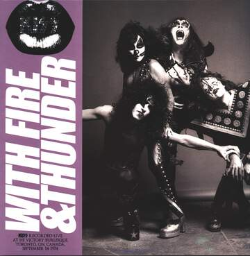 Kiss: With Fire & Thunder