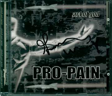 Pro-Pain: Act Of God