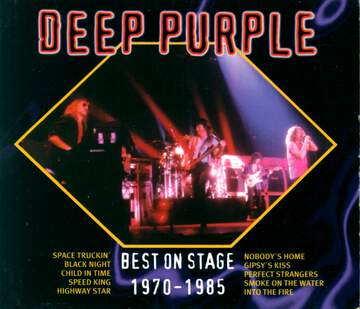 Deep Purple: Best On Stage 1970-1985