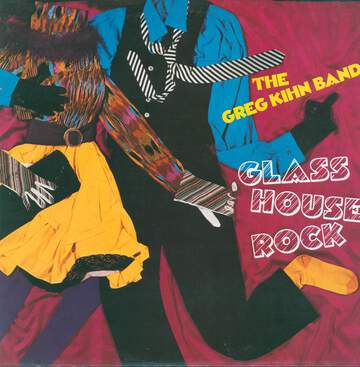 Greg Kihn Band: Glass House Rock