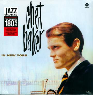Chet Baker: In New York