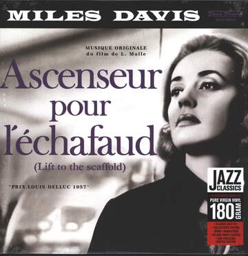 Miles Davis: Ascenseur Pour L'Échafaud (Lift To The Scaffold)
