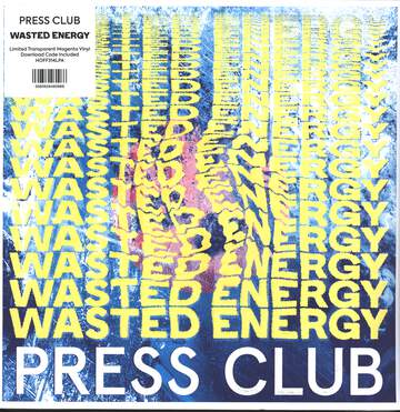 Press Club: Wasted Energy