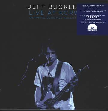 Jeff Buckley: Live At KCRW (Morning Becomes Eclectic)
