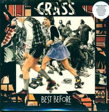 Crass: Best Before...1984