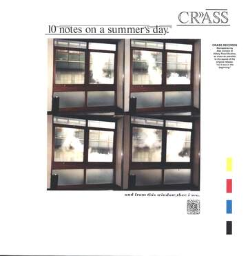 Crass: 10 Notes On A Summer's Day
