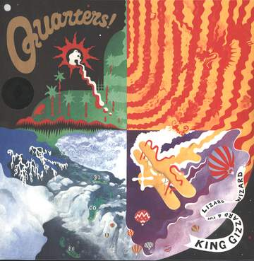 King Gizzard And The Lizard Wizard: Quarters!