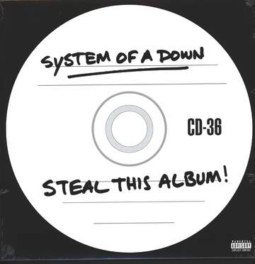 System Of a Down: Steal This Album!