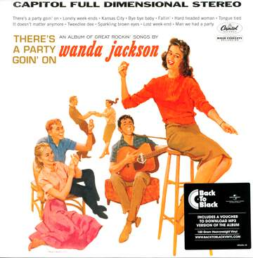 Wanda Jackson: There's A Party Goin' On