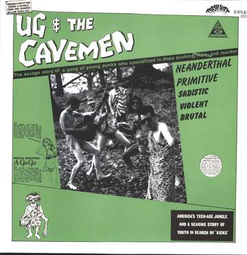 Ug And The Cavemen: Ug & The Cavemen