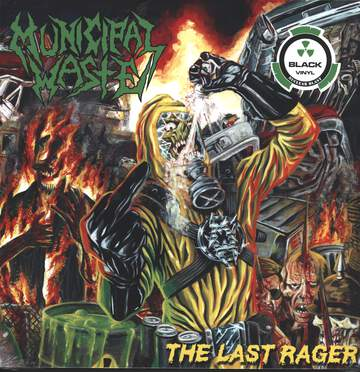 Municipal Waste: The Last Rager