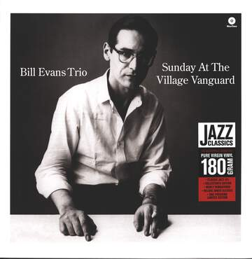 The Bill Evans Trio: Sunday At The Village Vanguard